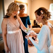 maid of honor, mother of the bride