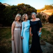 mother of the bride, maid of honor