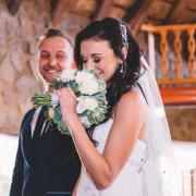 bouquet, bride, ceremony, groom