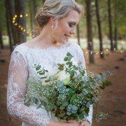 bouquets, greenery
