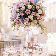 floral centrepiece