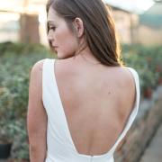bride, wedding dress