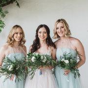 bouquet, bride, bridesmaids, bridesmaids