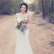 bouquets, wedding dresses