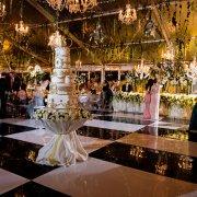 cake, dance floor, decor