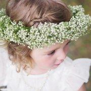 flower crown, flower girl