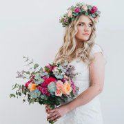 bouquets, flower crown