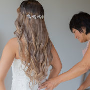 bridal hairstyles, hair accessories