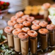 canape, dessert, food