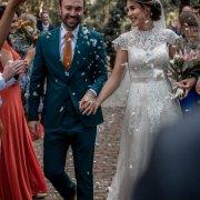 bride and groom, bride and groom, bride and groom, confettii