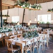 naked bulbs, wedding decor, hanging inspiration