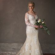 lace, wedding dresses