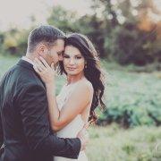 bride, first look, groom