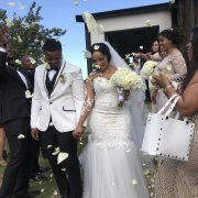 confetti, suits, wedding dresses, wedding dresses