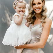 bridesmaid, bridesmaid, flower girl