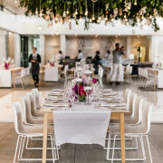 hanging decor, naked bulbs, wedding decor, wedding furniture