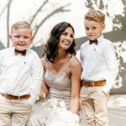bridesmaids, bridesmaids, page boys