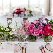 floral centrepiece, floral decor