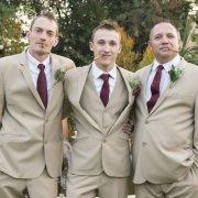 groomsmen, suit, tie