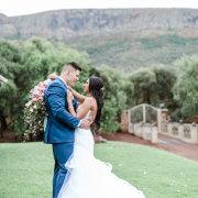 bouquet, bride, dress, groom