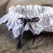 bridal accessories, garter