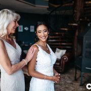 bride, dress, getting ready