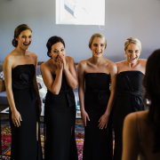 black, bridesmaids dresses, bridesmaids dresses