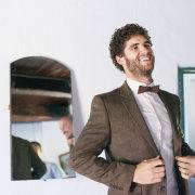 getting ready, groom