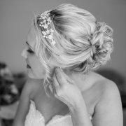 bridal hairstyles, headpiece