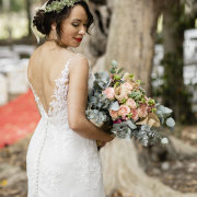 bouquets, flower crowns, wedding dresses, wedding dresses