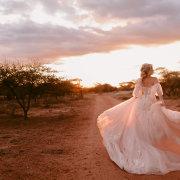 bush, wedding dresses, wedding dresses