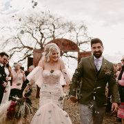 confetti, leaves, suits, wedding dresses, wedding dresses