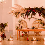 hanging decor, wedding furniture