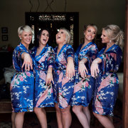 bridesmaids, bridesmaids, dressing gowns