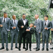 groom, groomsmen, page boy