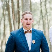 bow tie, groom, suit