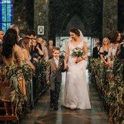 bride, page boy