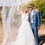 bride and groom, bride and groom, veil, wedding dress, wedding dress, wedding dress