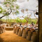 bush wedding