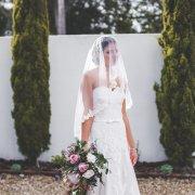 bouquets, veil, wedding dresses