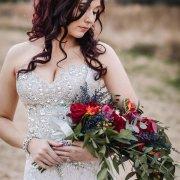 bouquets, bride