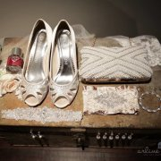 lace, vintage, wedding shoes, white