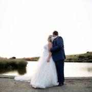dress, suit, wedding, white, lake view