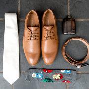 grooms accessories