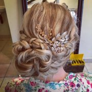 hairstyle, head piece