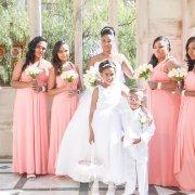 bridesmaid dress, flower girl