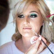 bridal make up, bride