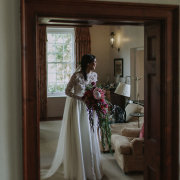 bride, protea