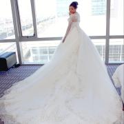 my second dress