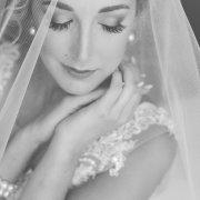 bride, makeup, makeup, veil